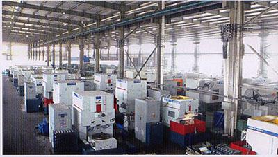 Ever-Power CNC Teeth Machine