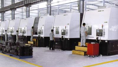 Ever-Power CNC Workshop