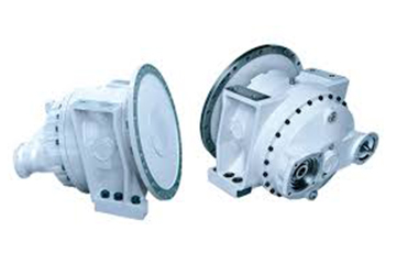 Gearbox For Concrete Truck Mixer