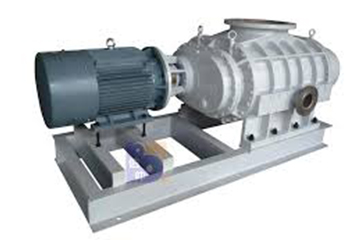 Gas-Cooling Roots Pump
