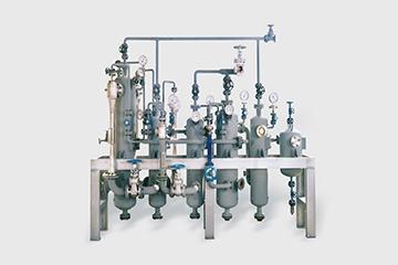 Low Position Steam Jet Vacuum Pump