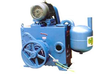 MH - 2 and 2 B series of high vacuum energy-conserving vacuum pump